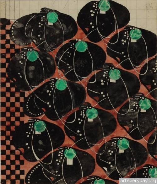 13  Чарльз Ренни Макинтош-Charles Rennie Mackintosh   ARTeveryday.org