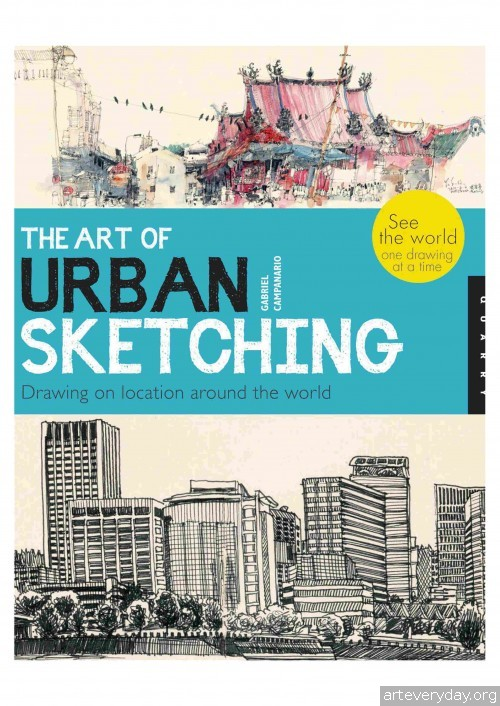 1 | The Art of Urban Sketching | ARTeveryday.org